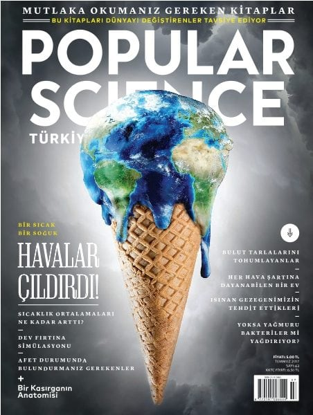 Popular Science Turkey — Temmuz 2017 PDF download free