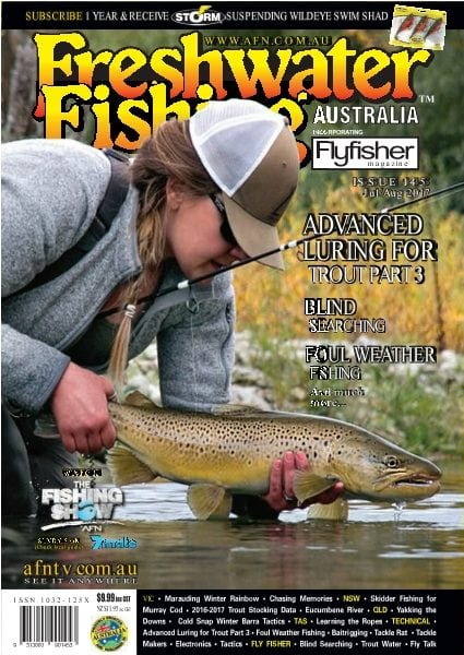 Freshwater fishing australia july august 2017 pdf for Free fishing magazines