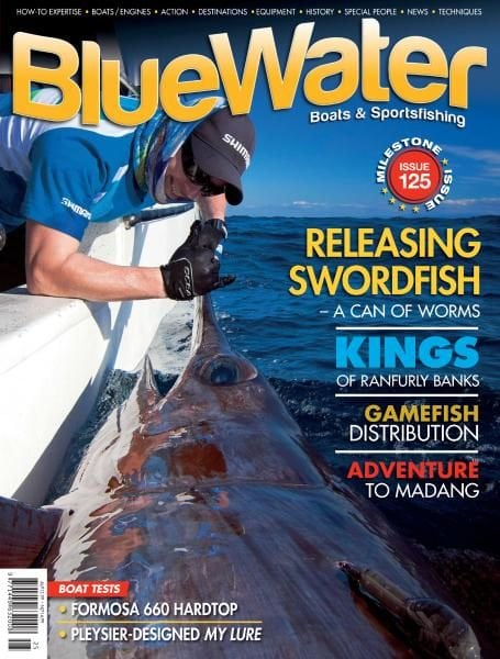 Bluewater boats sportsfishing july august 2017 pdf for Free fishing magazines