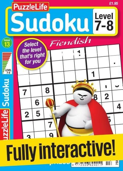 how to solve fiendish sudoku