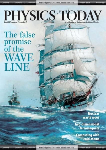 Download Physics Today — July 2017