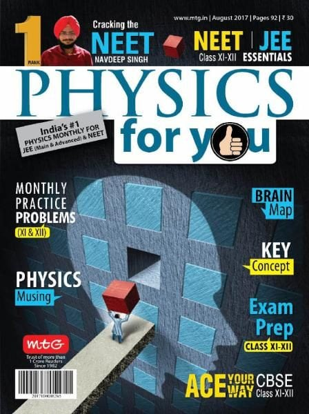 Download Physics For You — August 2017