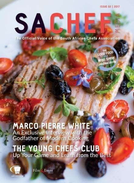 Download SA Chef Magazine — Issue 2 2017