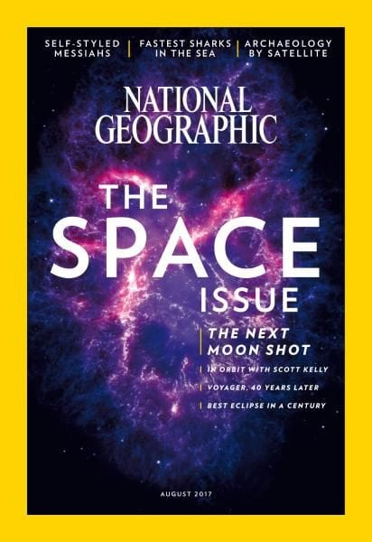 Pdf Magazine Download >> National Geographic USA — August 2017 PDF download free