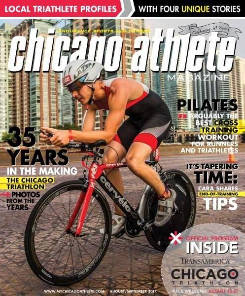 Download Chicago Athlete Magazine — August-September 2017