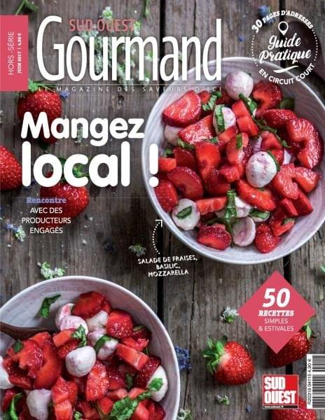 Download Sud Ouest Gourmand Hors-Série — Juin 2017