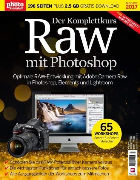 Download Digital Photo Sonderheft — Der Komplettkurs Raw mit Photoshop — Nr.1 2017