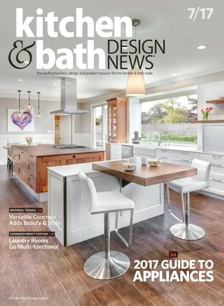 Kitchen Bath Design News July 2017 Pdf Download Free