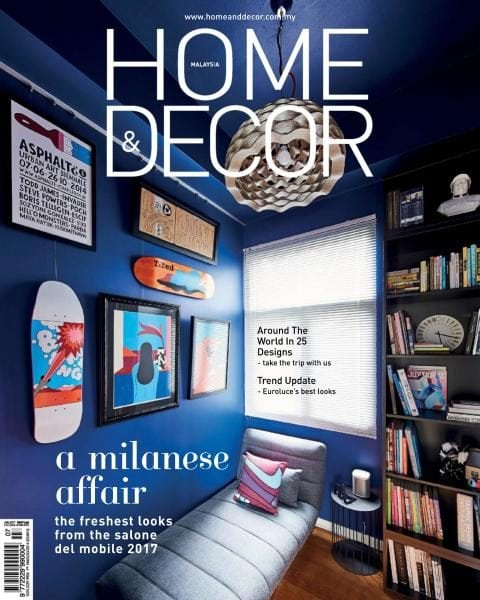 Home Decor Malaysia July 2017 PDF download free