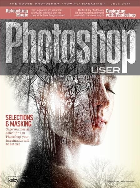 Download Photoshop User — July 2017