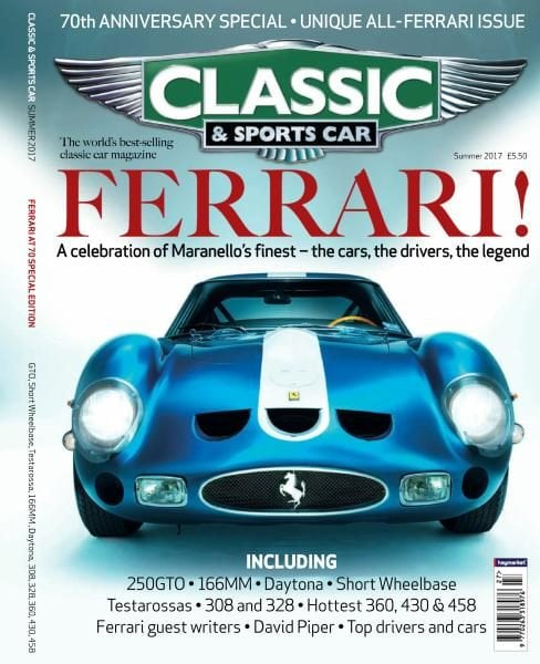 Classic Sports Car UK Summer PDF Download Free - Classic and sportscar magazine