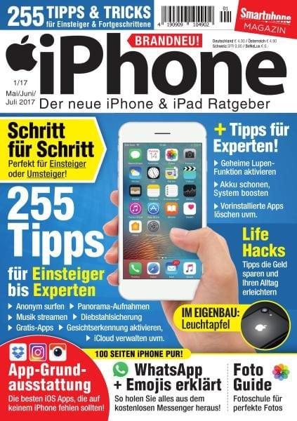 Download Smartphone — iPhone-Guide Nr.1 — Mai-Juli 2017