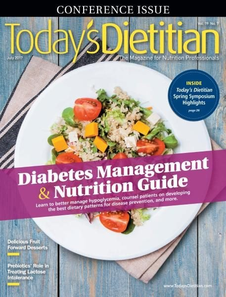 Download Today's Dietitian — July 2017