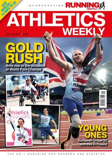 Download Athletics Weekly — July 20, 2017