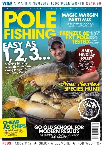 Pole fishing magazine august 2017 pdf download free for Free fishing magazines
