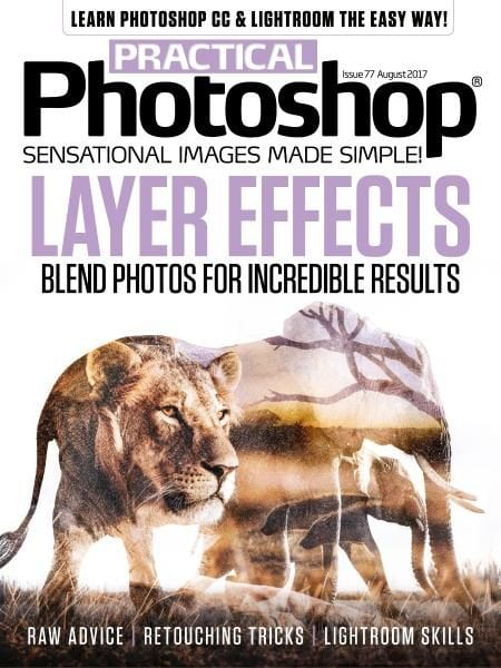 Download Practical Photoshop — Issue 77 — August 2017