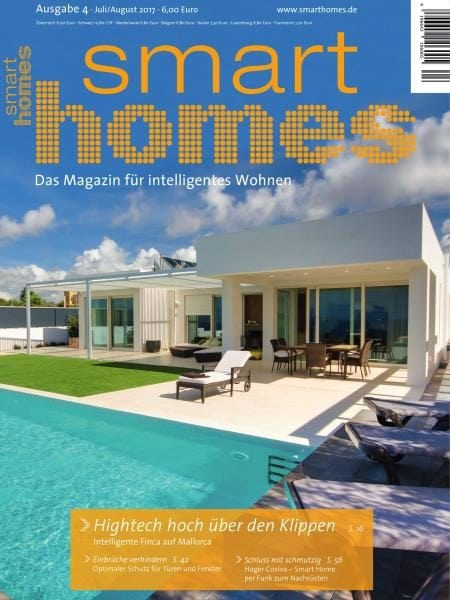 smart homes juli august 2017 pdf download free. Black Bedroom Furniture Sets. Home Design Ideas