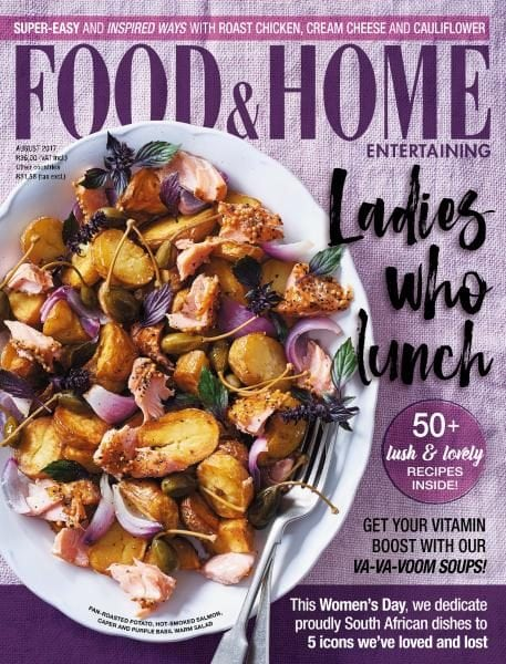 Download Food & Home Entertaining — August 2017