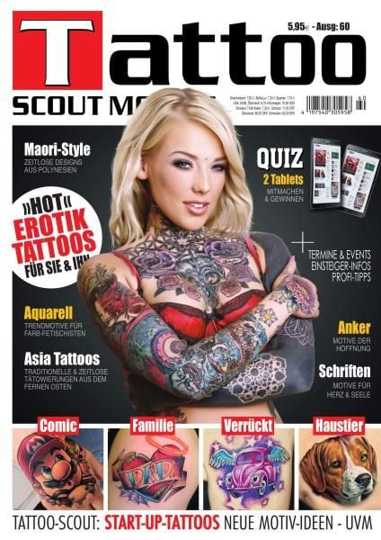 Download Tattoo Scout — Nr.60 2017