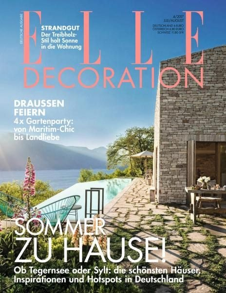 elle decoration germany juli august 2017 pdf download free. Black Bedroom Furniture Sets. Home Design Ideas