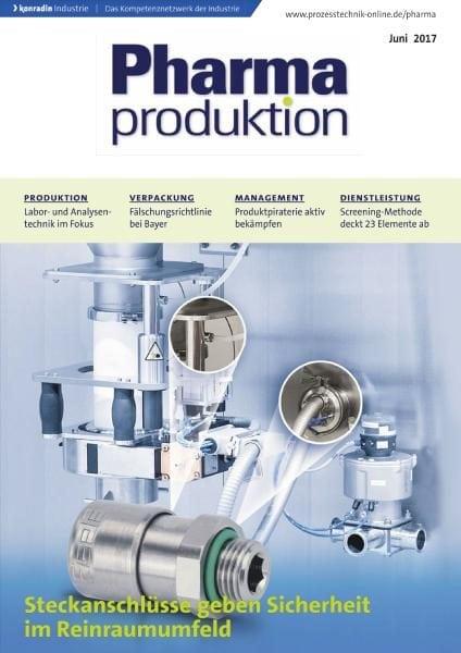 Download Pharma Produktion — Juni 2017