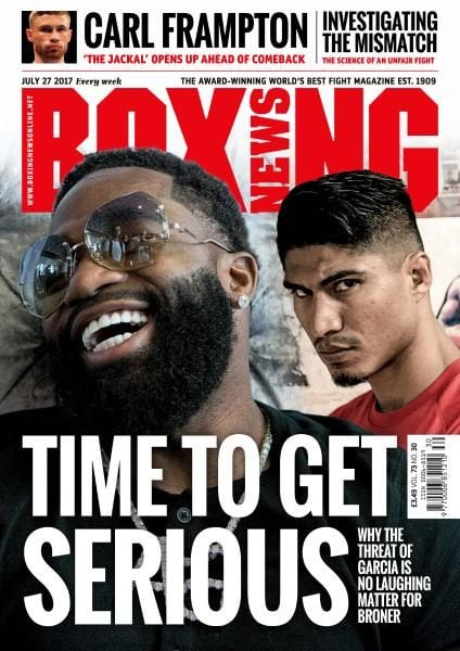 Download Boxing News — July 25, 2017