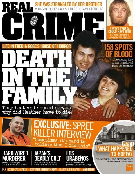 Download Real Crime — Issue 27 2017