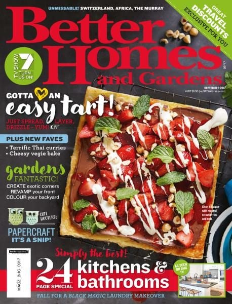 Better Homes And Gardens Australia September 2017 Pdf Download Free