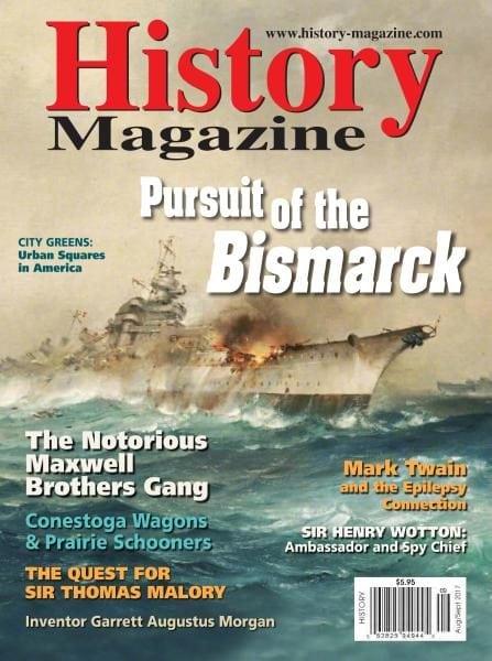 american history magazine - 447×600