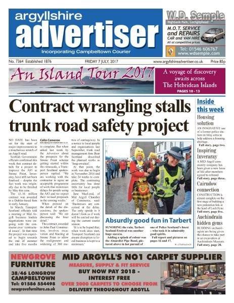 Download Argyllshire Advertiser — 7 July 2017