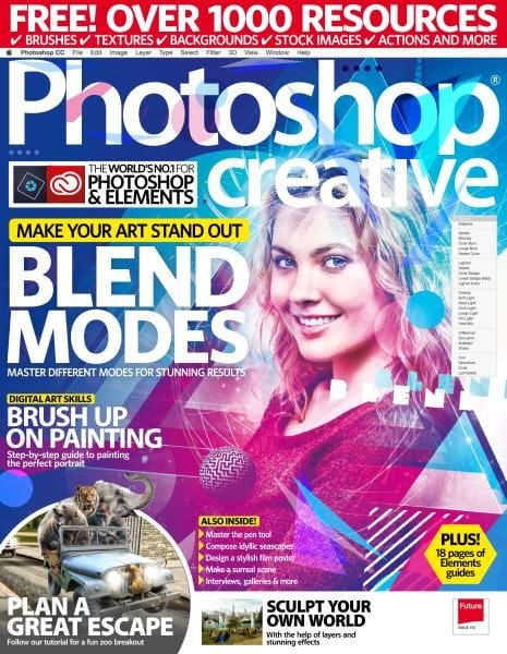 Download Photoshop Creative — Issue 155 2017