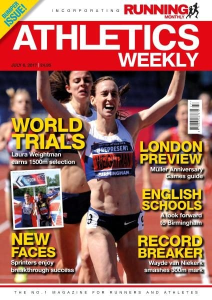 Download Athletics Weekly — July 6, 2017