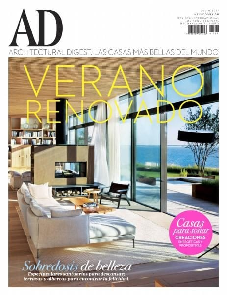 Architectural digest mexico julio 2017 pdf download free for Free architectural magazines
