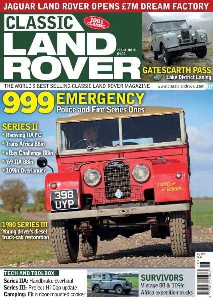Classic land rover august 2017 pdf download free for Free land 2017
