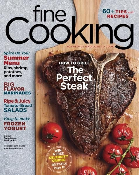 Download Fine Cooking — August-September 2017