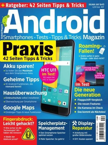 Download Android Magazin — Juli-August 2017