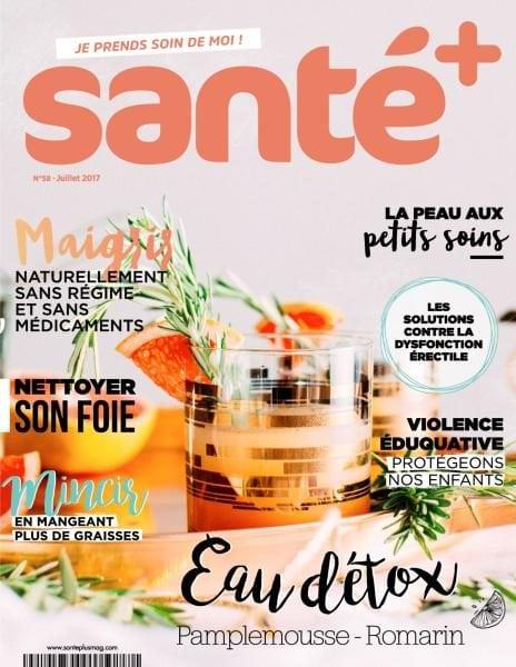 Download Santé + — Juillet 2017