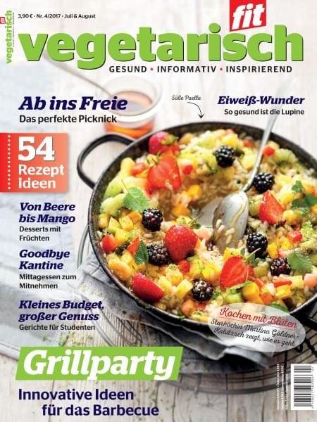 Download Vegetarisch Fit — Juli-August 2017