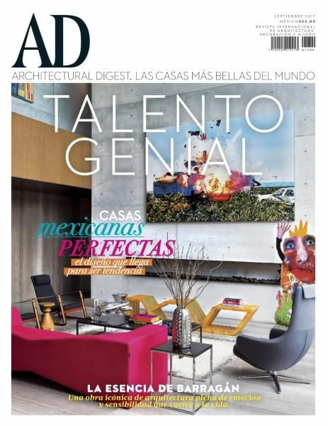 Architectural digest mexico septiembre 2017 pdf download for Free architectural magazines