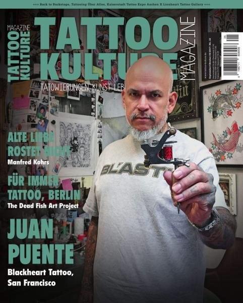Download Tattoo Kulture Magazine — September-Oktober 2017