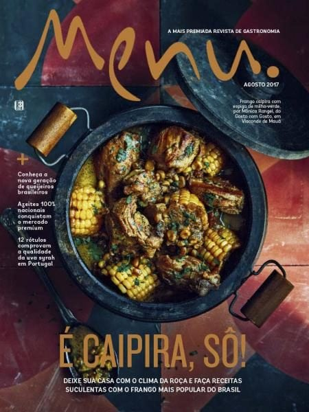 Download Menu Brazil — Agosto 2017
