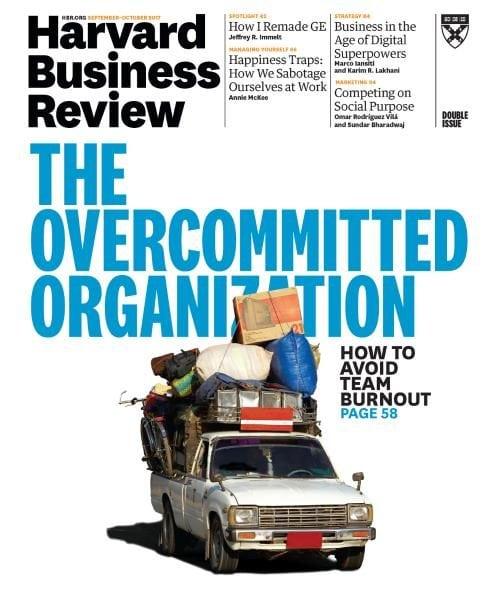 Download Harvard Business Review USA — September-October 2017