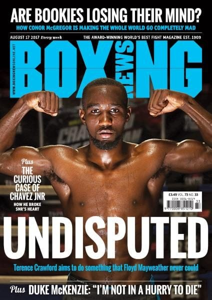Download Boxing News — August 17, 2017