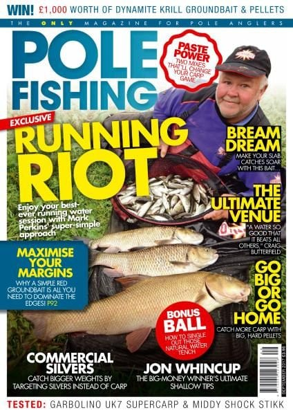 Pole fishing magazine september 2017 pdf download free for Free fishing magazines