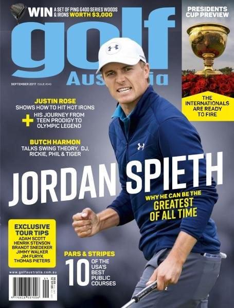 Download Golf Australia — September 2017