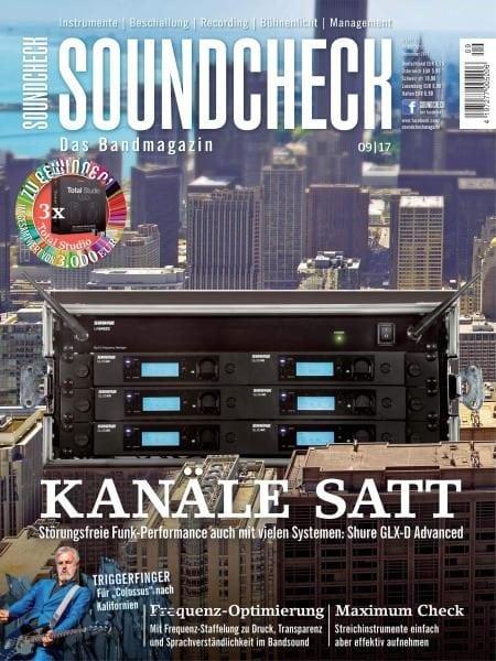 Download Soundcheck — September 2017