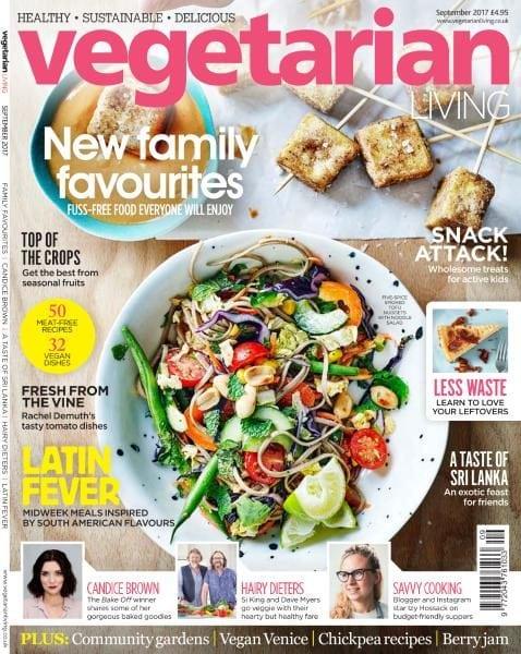 Download Vegetarian Living — September 2017