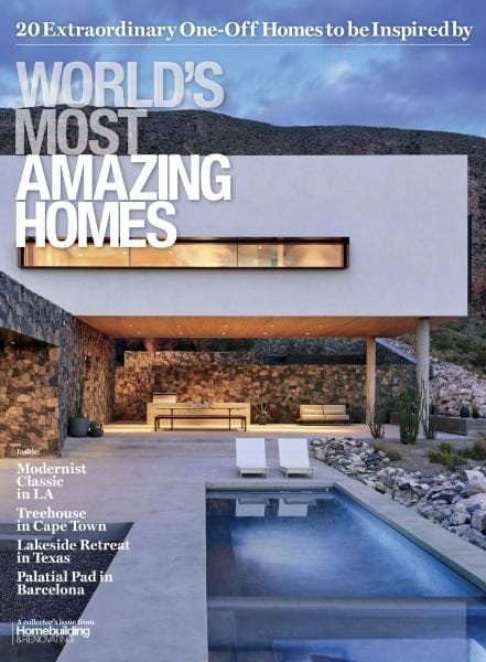 Download Homebuilding & Renovating — World's Most Amazing Homes 2017