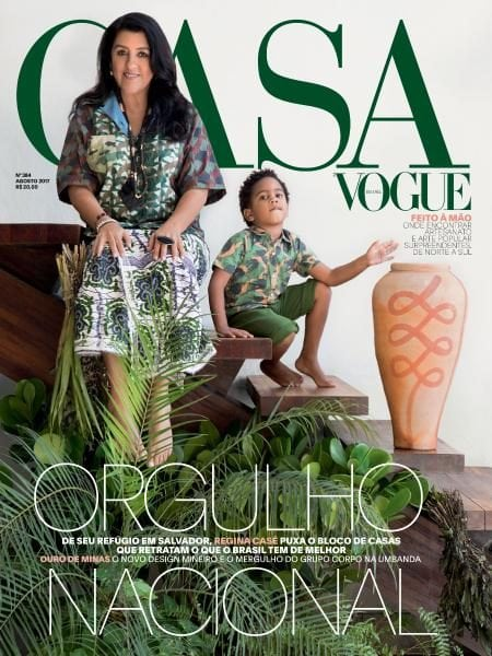 Download Casa Vogue Brazil — Agosto 2017