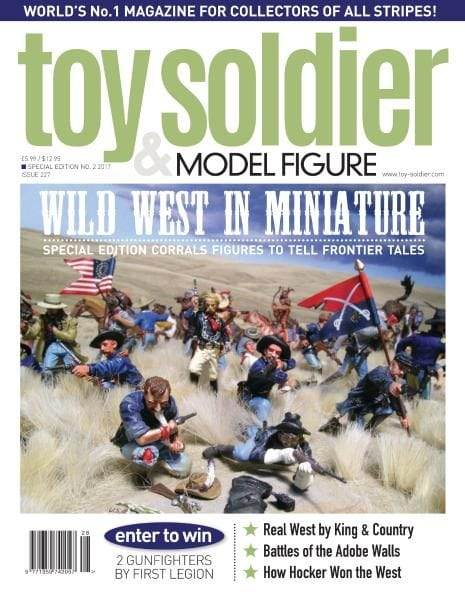 Download Toy Soldier & Model Figure — Issue 227, 2017